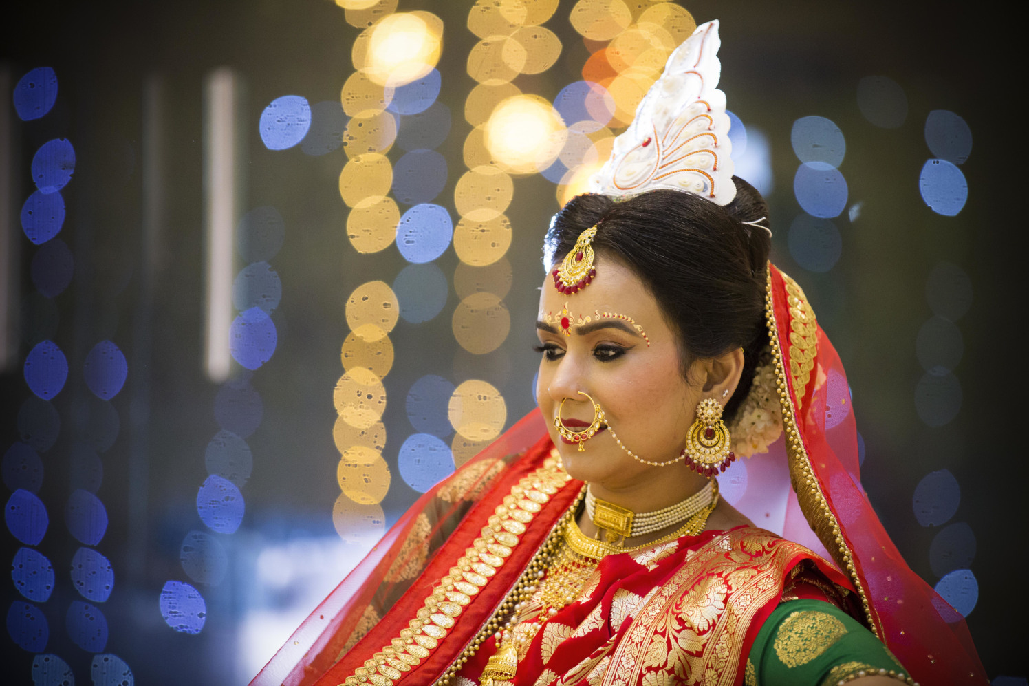 Indian Bridal Makeup By Slice Of Life Pictures