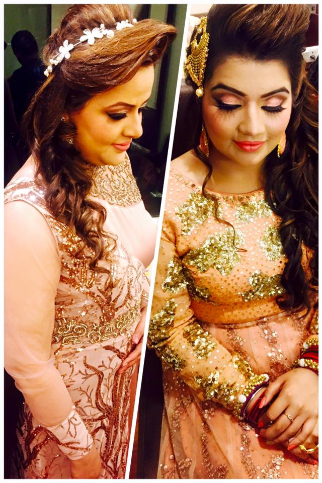 The perfect wedding look by Reshu Nagpal Bridal-makeup | Weddings Photos & Ideas