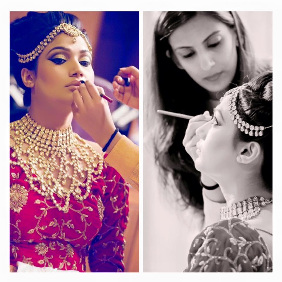 Bride entering her new phase by Pratishtha Arora Bridal-makeup | Weddings Photos & Ideas
