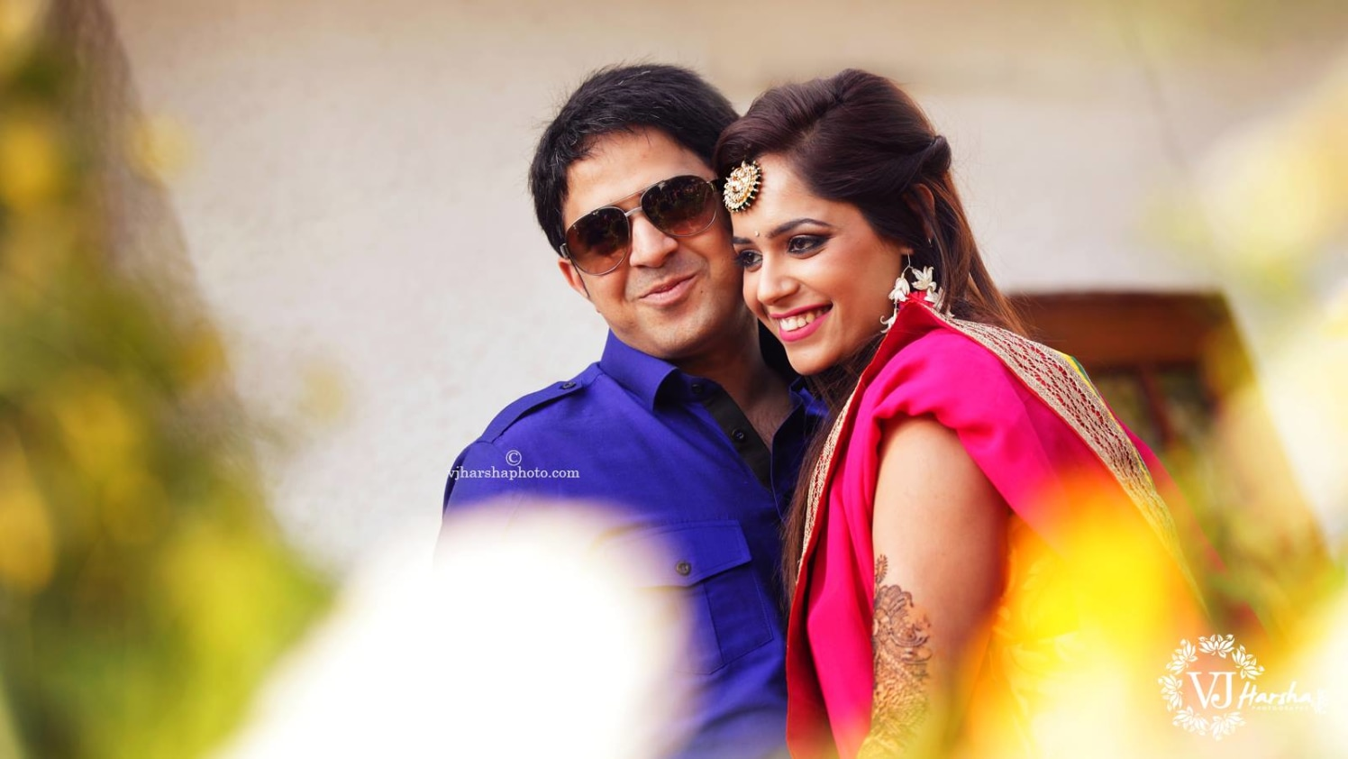 A Happy Couple by Vjharsha Photography Wedding-photography | Weddings Photos & Ideas