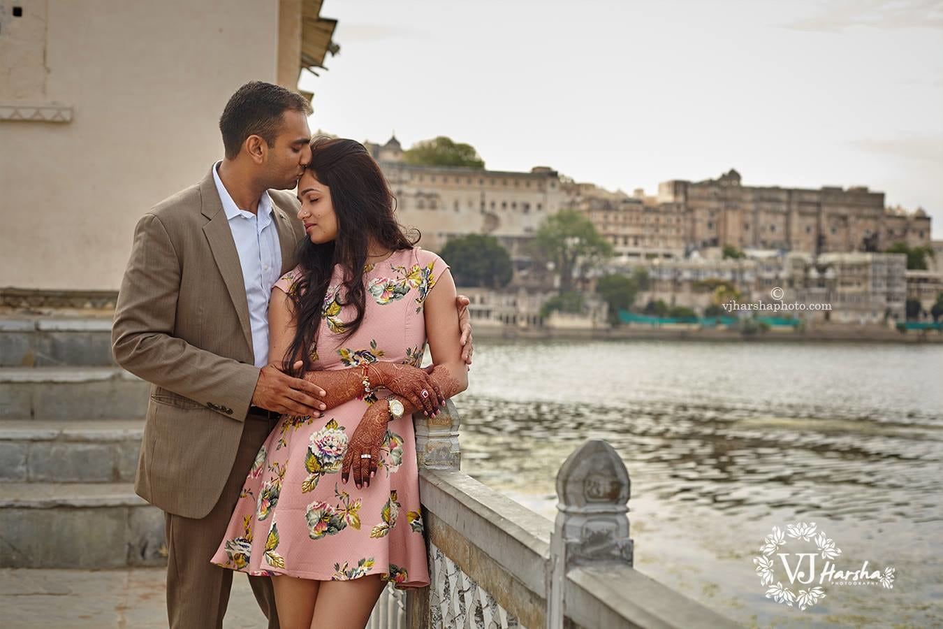 A Romantic Moment Captured Well by Vjharsha Photography Wedding-photography | Weddings Photos & Ideas