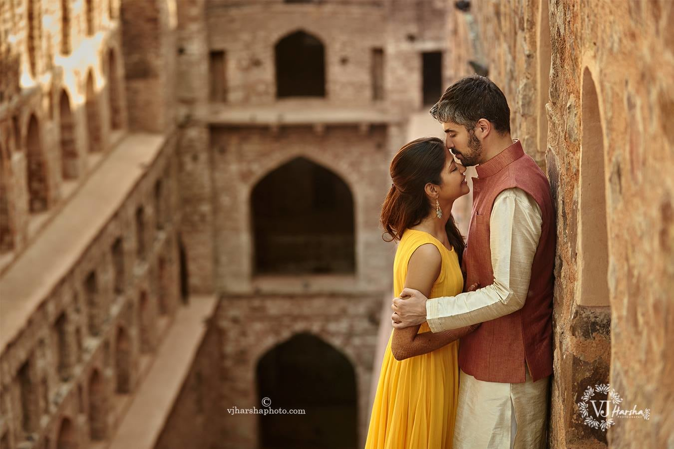A Sweet Kiss on the Forehead by Vjharsha Photography Wedding-photography | Weddings Photos & Ideas