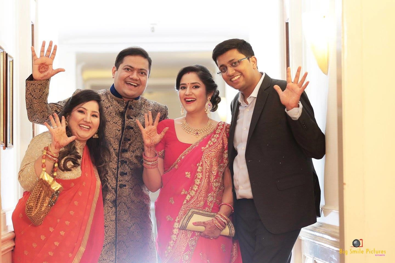 Rejoiced Family Shot by Mukesh bijalwan  Wedding-photography | Weddings Photos & Ideas