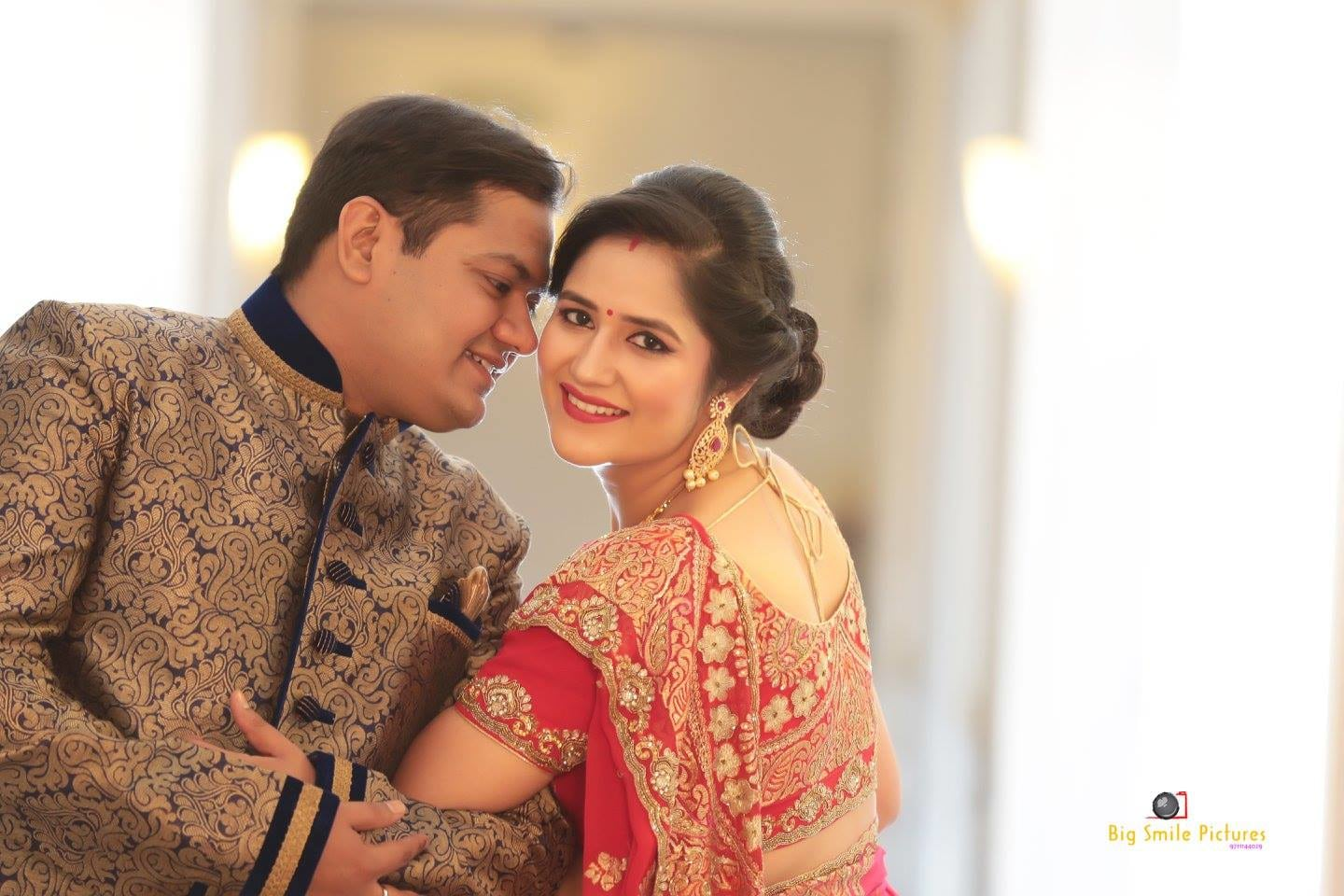 Alluring Couple Portrait by Mukesh bijalwan  Wedding-photography Bridal-makeup | Weddings Photos & Ideas