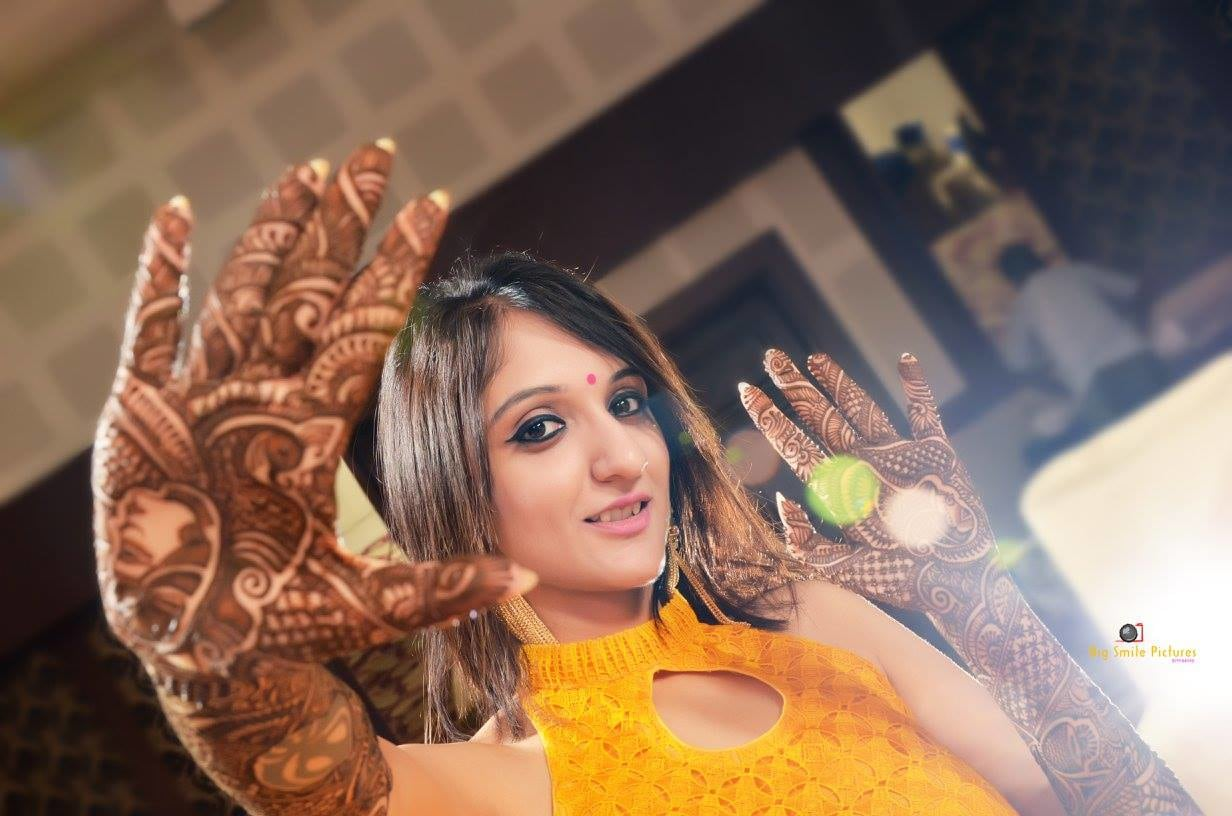 Bride-To-Be On Mehendi by Mukesh bijalwan  Wedding-photography | Weddings Photos & Ideas