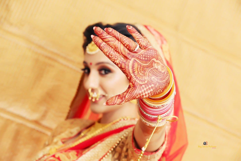 Intricate Mehendi Design by Mukesh bijalwan  Wedding-photography | Weddings Photos & Ideas