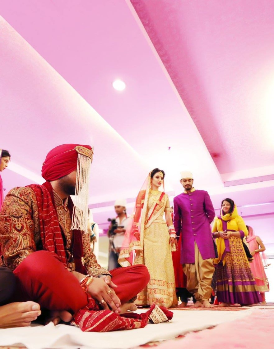 Commencing Their Wedding Journey by Mukesh bijalwan  Wedding-photography | Weddings Photos & Ideas