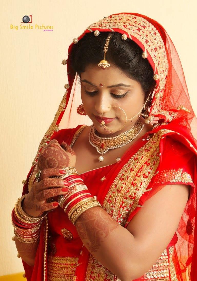 Sparkling Aesthetic Bride by Mukesh bijalwan  Wedding-photography Bridal-jewellery-and-accessories Bridal-makeup | Weddings Photos & Ideas