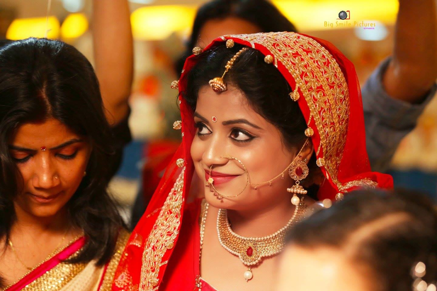 Colossal Eyes With Captivating Smile by Mukesh bijalwan  Wedding-photography Bridal-jewellery-and-accessories | Weddings Photos & Ideas