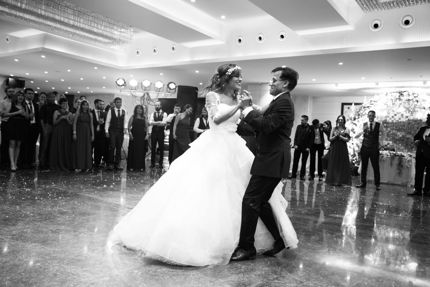 A Father Daughter Dance By The Wedding Knights