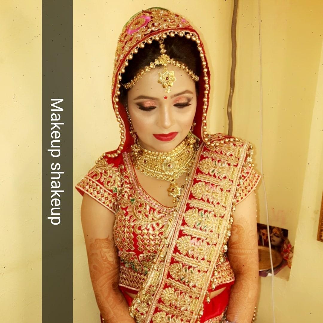 Dolled up by Shweta bhutani Bridal-makeup | Weddings Photos & Ideas