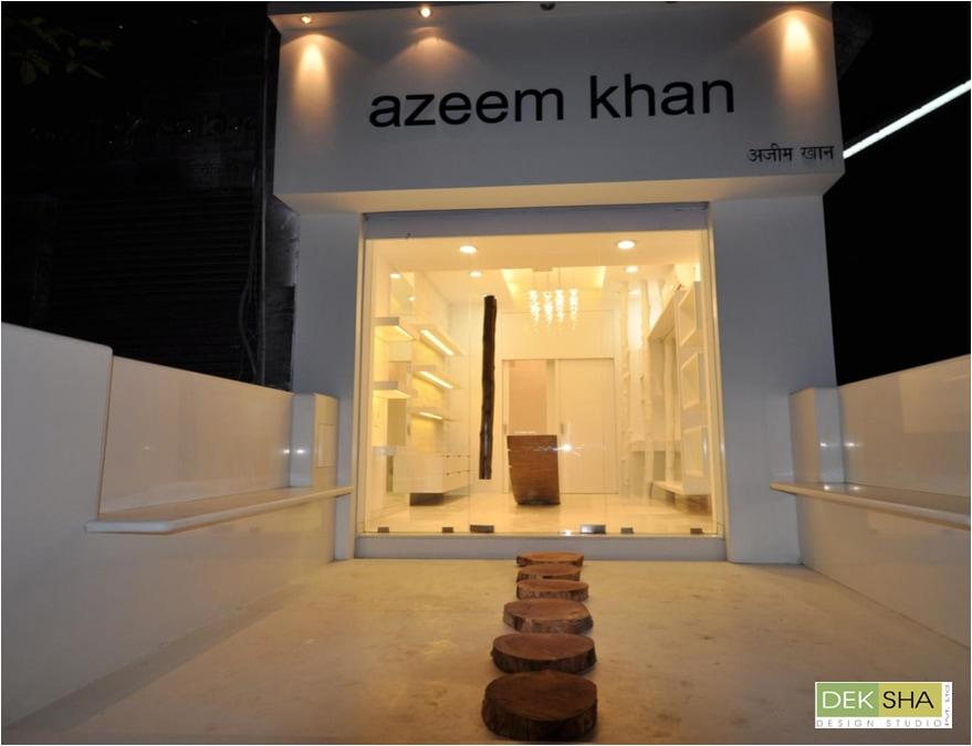 Contemporary showroom by Deksha Design Studio Pvt Ltd Contemporary | Interior Design Photos & Ideas