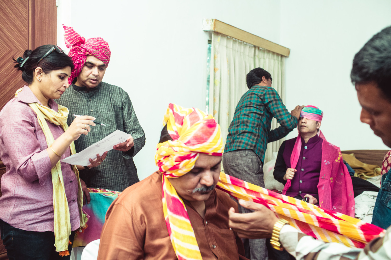 Prepping up for the day by Manas Saran Photography Wedding-photography   Weddings Photos & Ideas