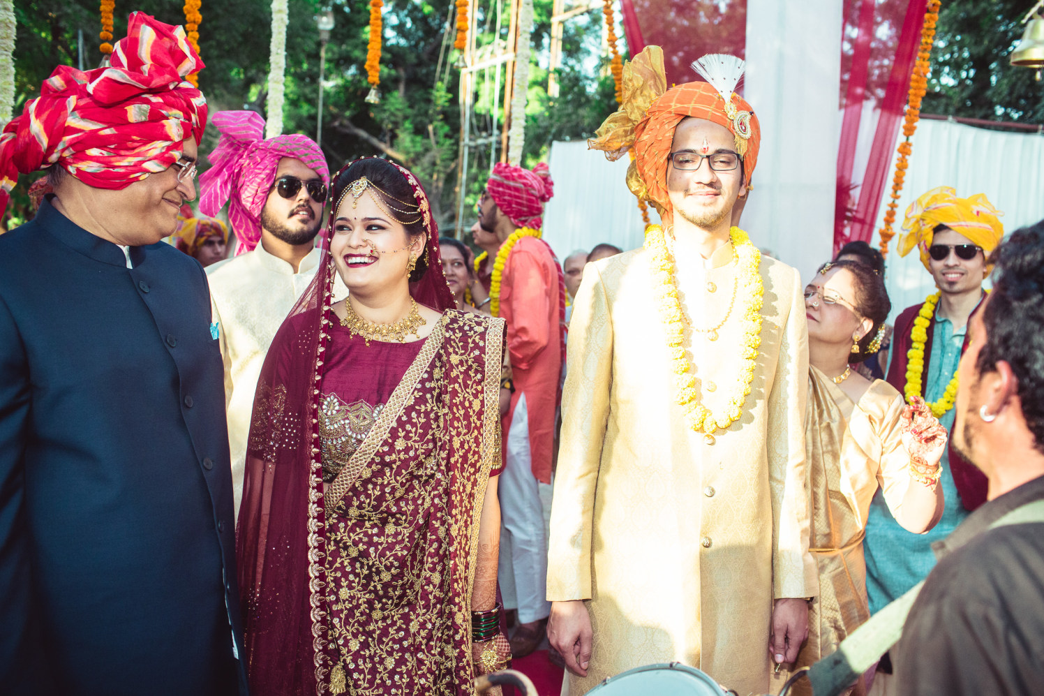 Loveliness exemplified by Manas Saran Photography Wedding-photography | Weddings Photos & Ideas