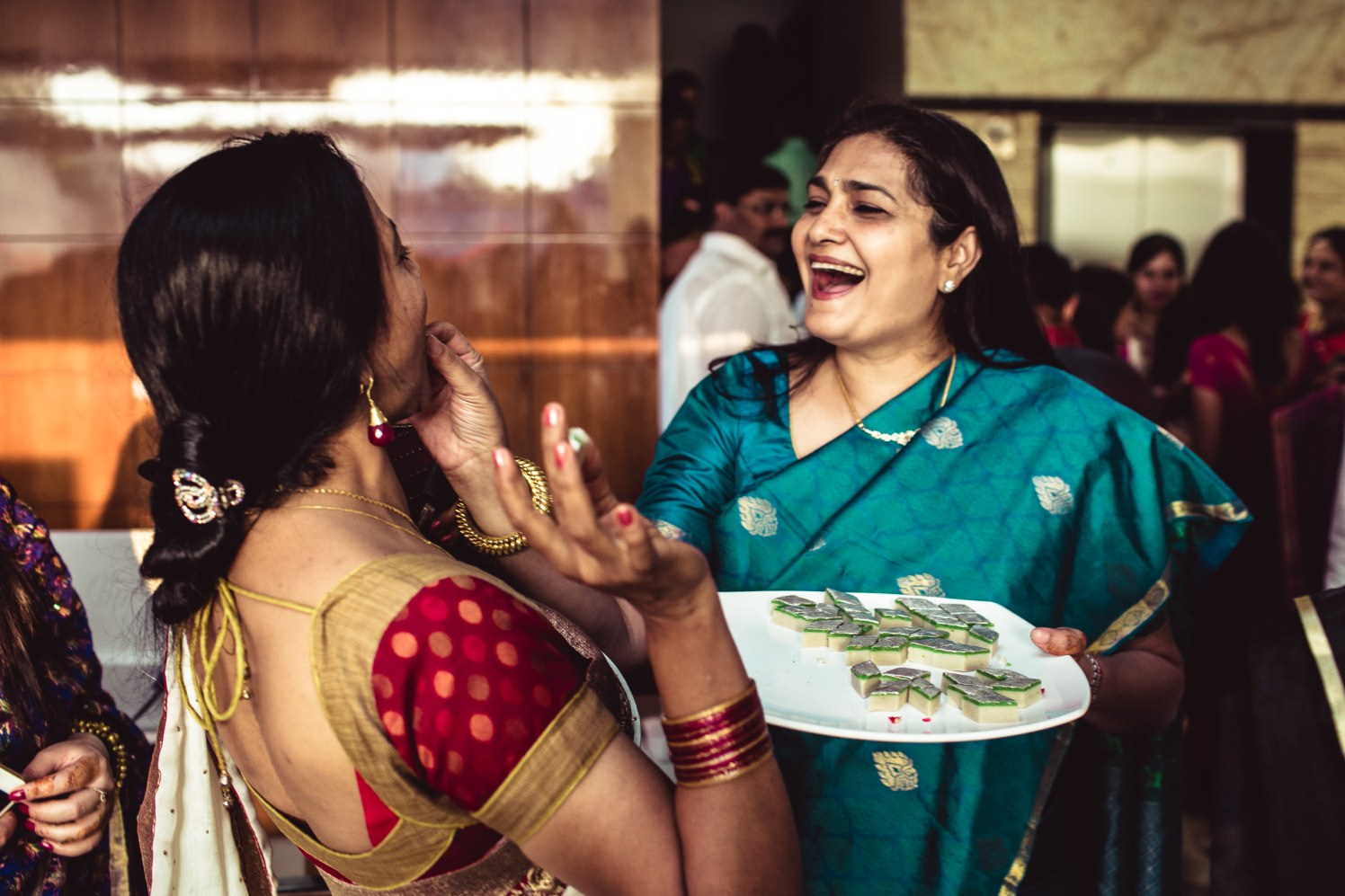 Have some sweets! by Manas Saran Photography Wedding-photography   Weddings Photos & Ideas