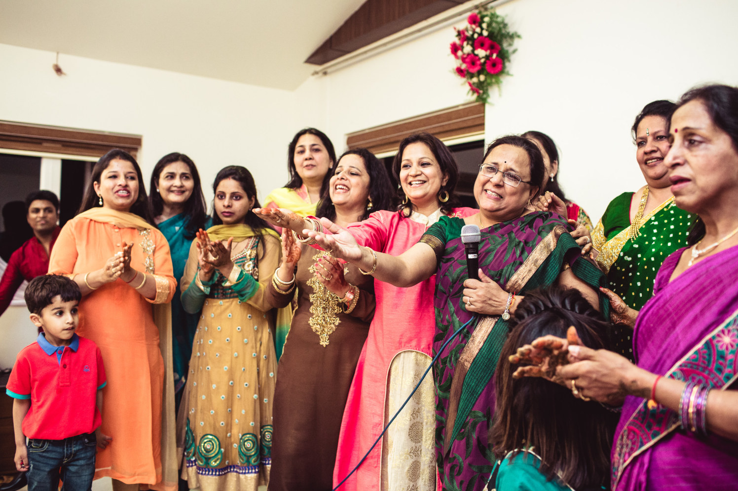 Prayers of joy! by Manas Saran Photography Wedding-photography | Weddings Photos & Ideas
