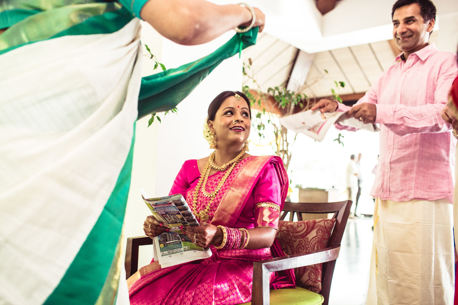 The bride! by Manas Saran Photography Wedding-photography | Weddings Photos & Ideas