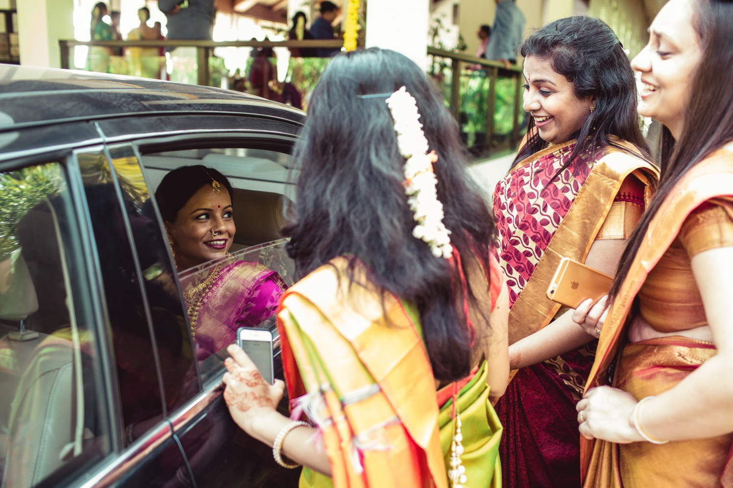 Farewell to the bride! by Manas Saran Photography Wedding-photography | Weddings Photos & Ideas