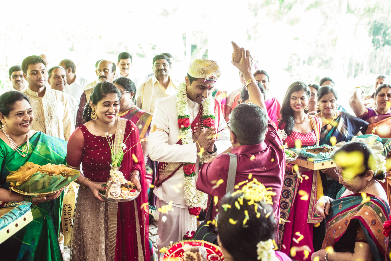 Welcoming the groom squad! by Manas Saran Photography Wedding-photography | Weddings Photos & Ideas