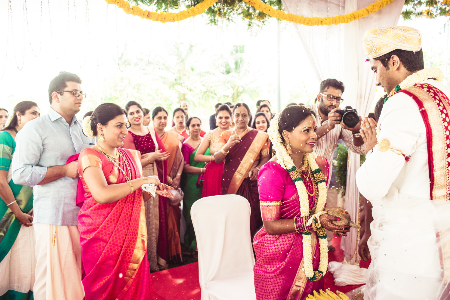 Capturing the wedding by Manas Saran Photography Wedding-photography | Weddings Photos & Ideas