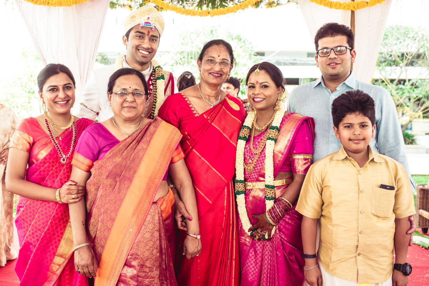 Flushed in pinks! by Manas Saran Photography Wedding-photography | Weddings Photos & Ideas
