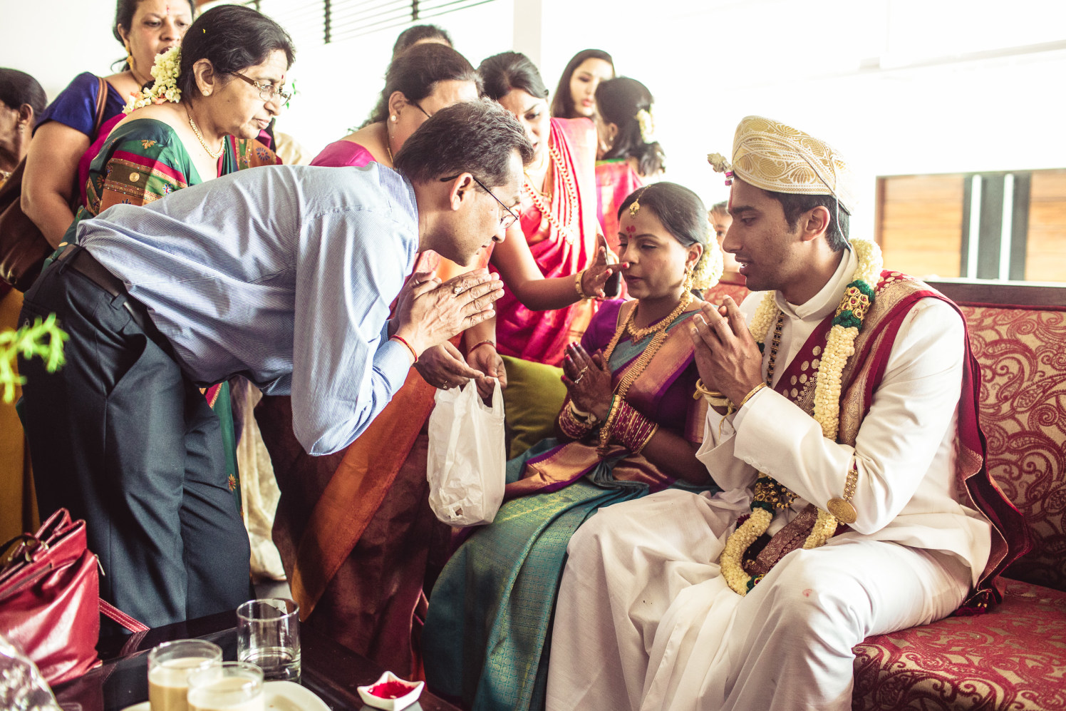 Gratitude! by Manas Saran Photography Wedding-photography | Weddings Photos & Ideas