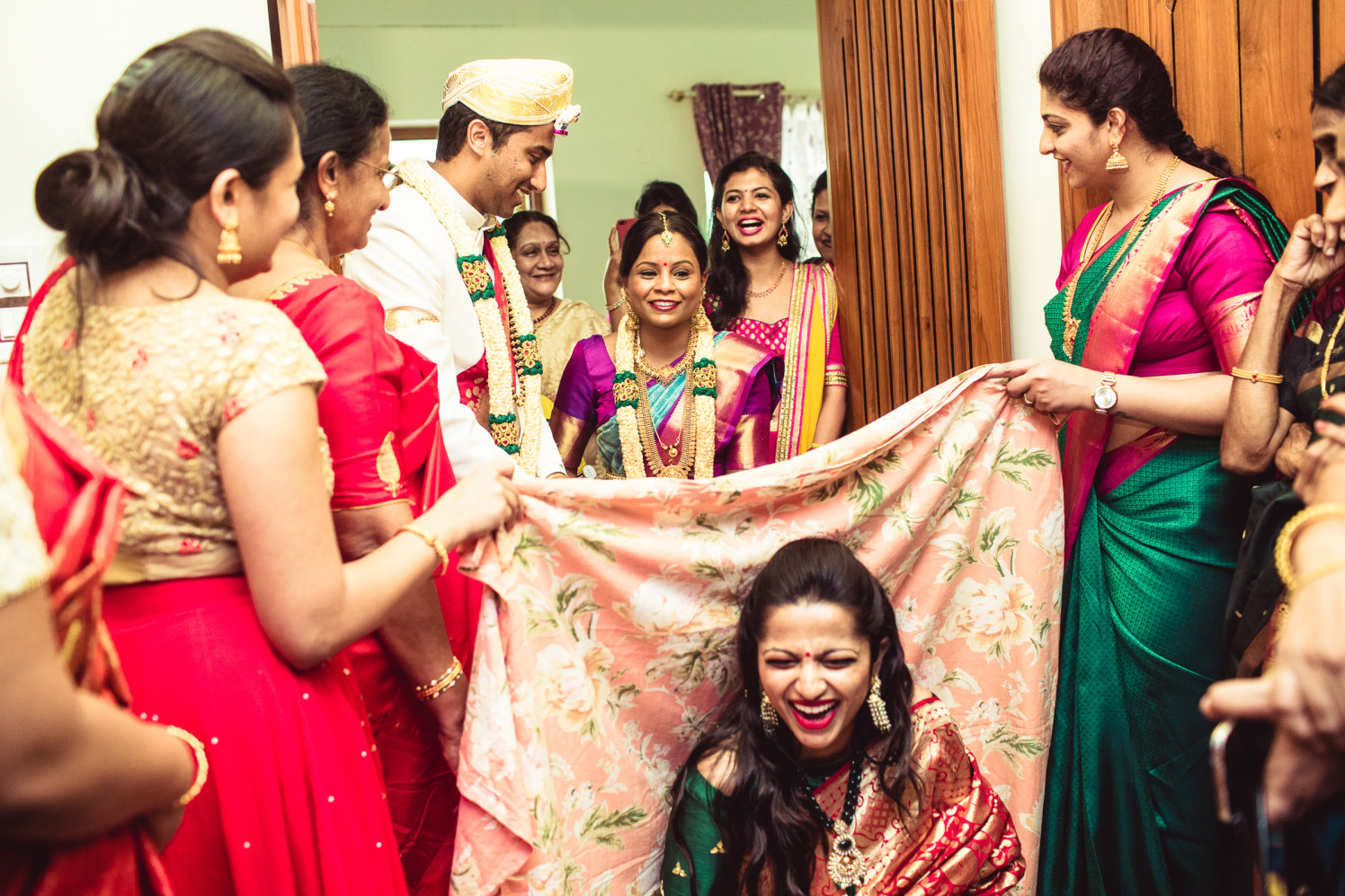 Glorious smiles! by Manas Saran Photography Wedding-photography | Weddings Photos & Ideas