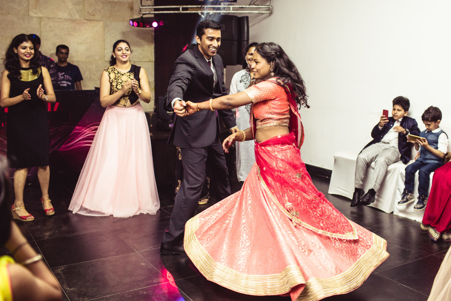 Swirl in love! by Manas Saran Photography Wedding-photography | Weddings Photos & Ideas