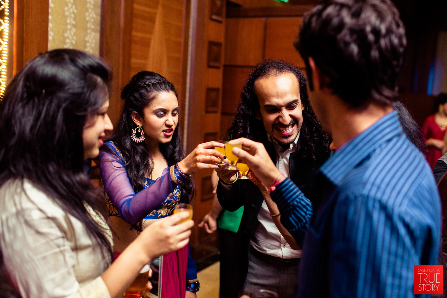 Cheers to the good times by Manas Saran Photography Wedding-photography | Weddings Photos & Ideas