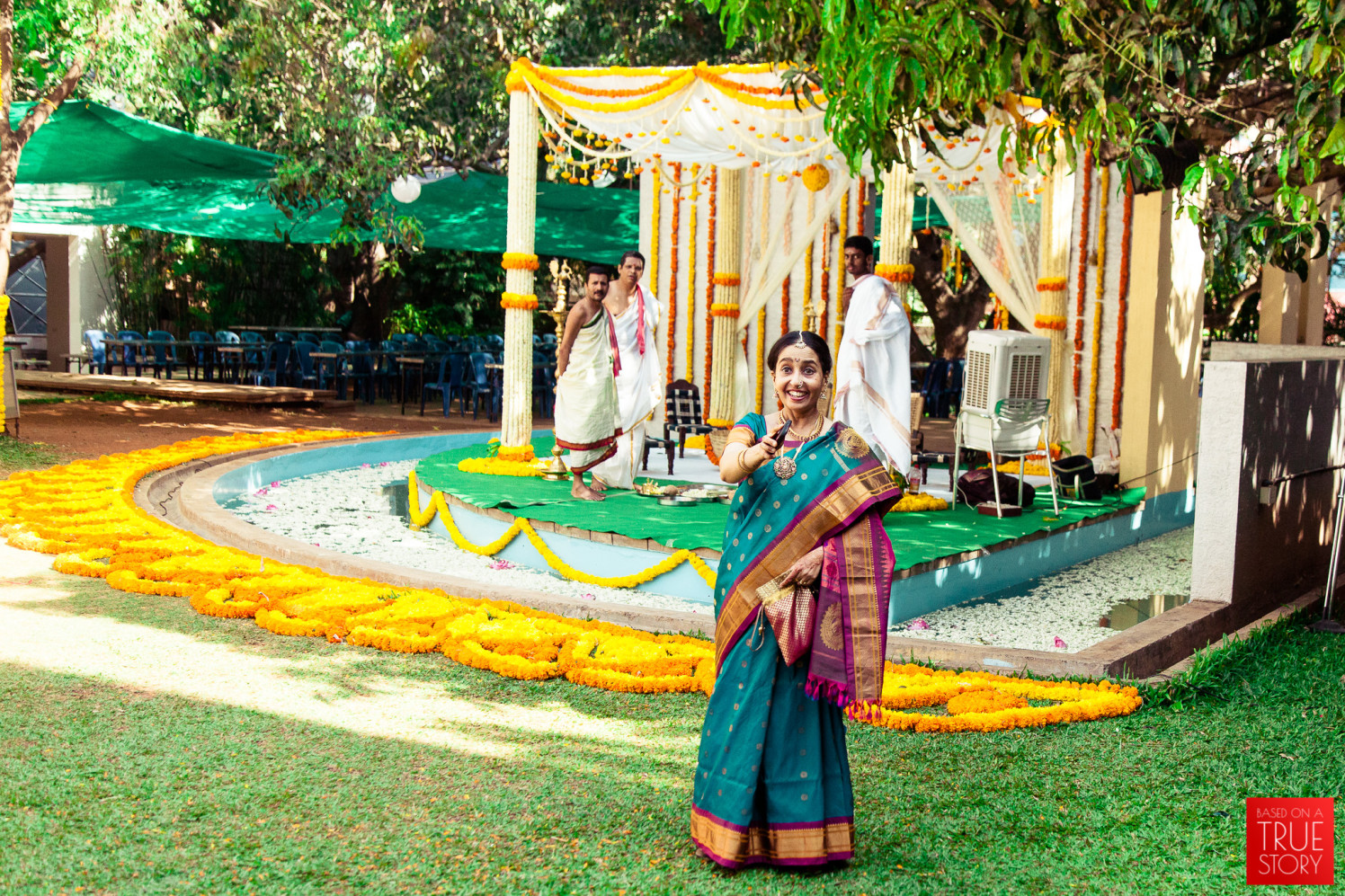 Cheery lass by Manas Saran Photography Wedding-photography | Weddings Photos & Ideas