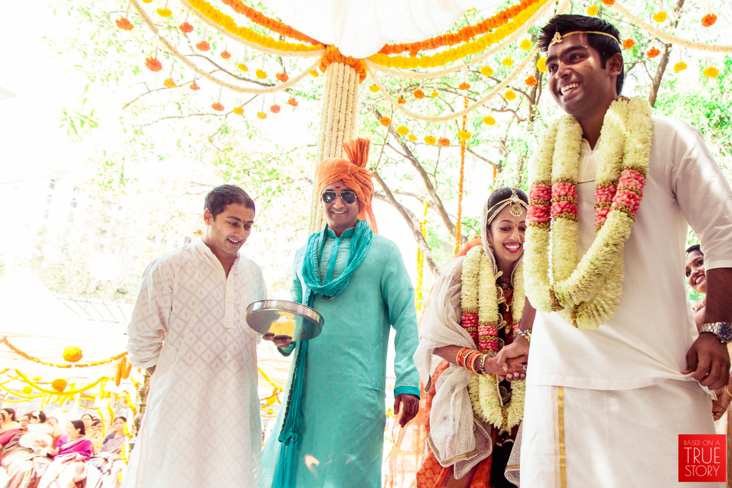 Smiling throughout the day by Manas Saran Photography Wedding-photography | Weddings Photos & Ideas