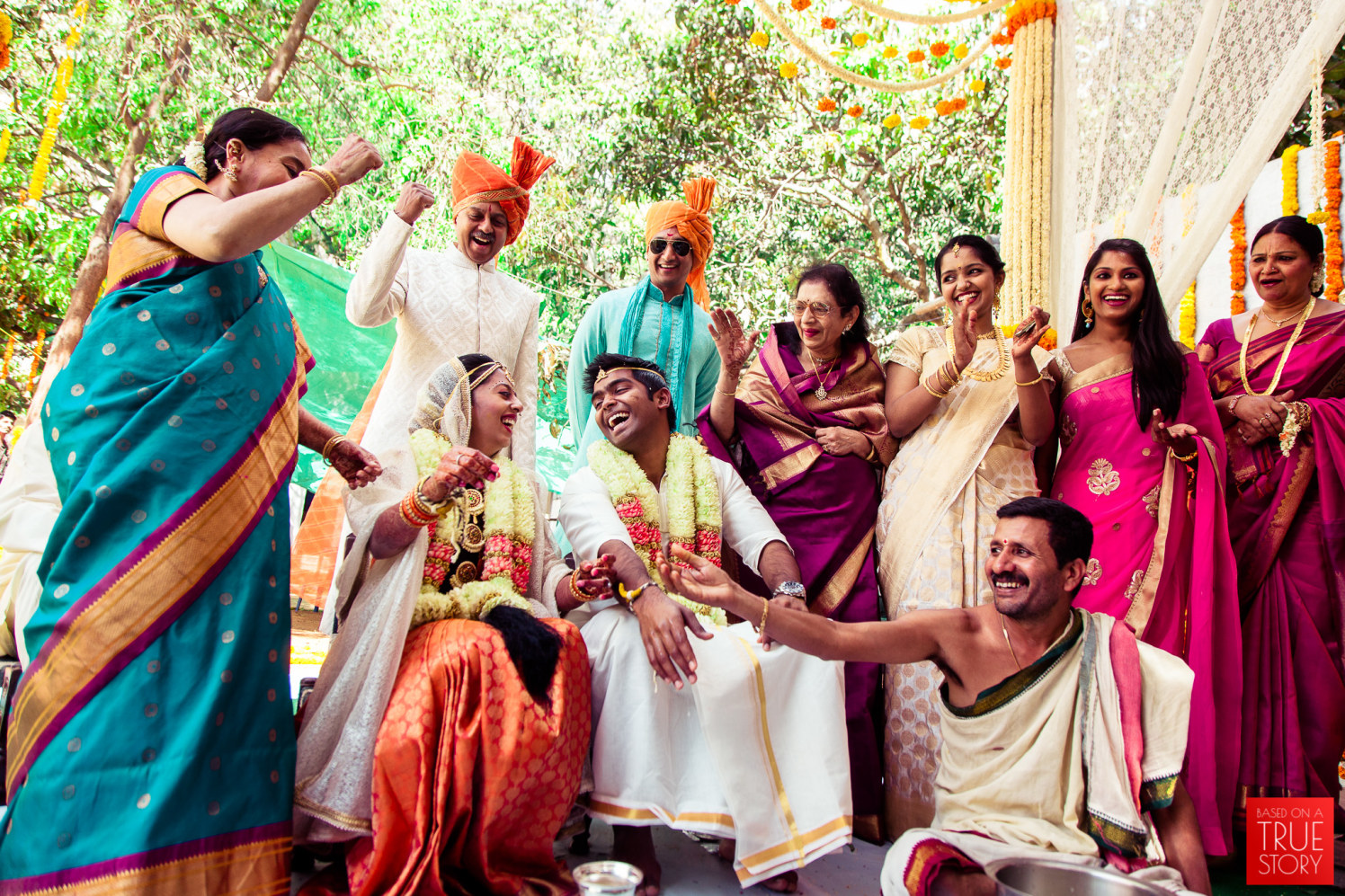 Group laughs by Manas Saran Photography Wedding-photography | Weddings Photos & Ideas