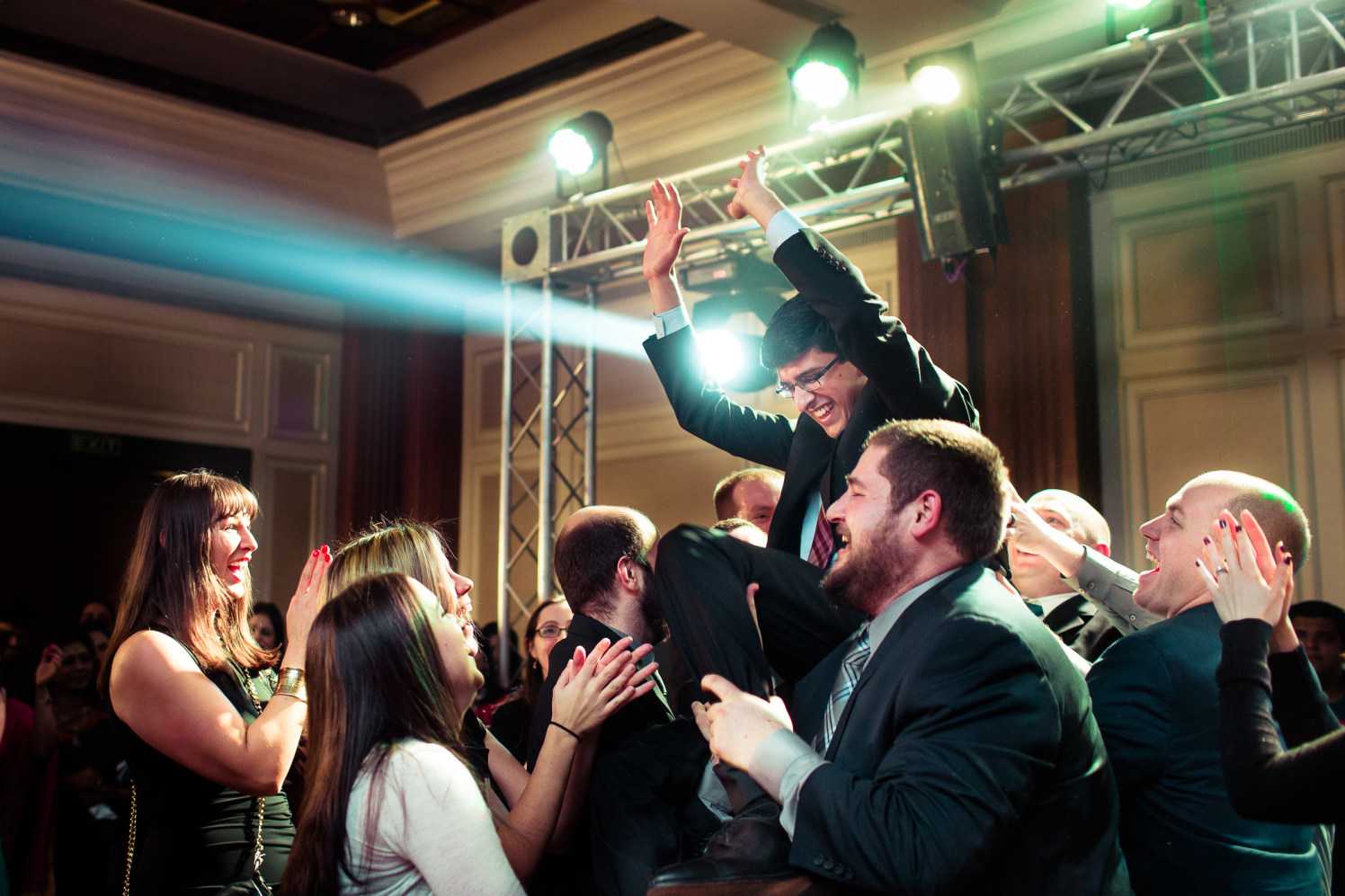 Dance to the crazy tunes! by Manas Saran Photography Wedding-photography | Weddings Photos & Ideas