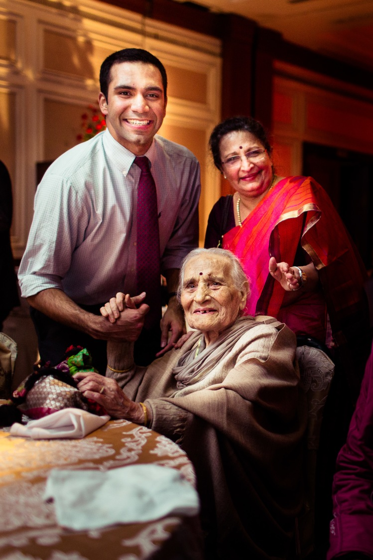One with the oldest member! by Manas Saran Photography Wedding-photography | Weddings Photos & Ideas