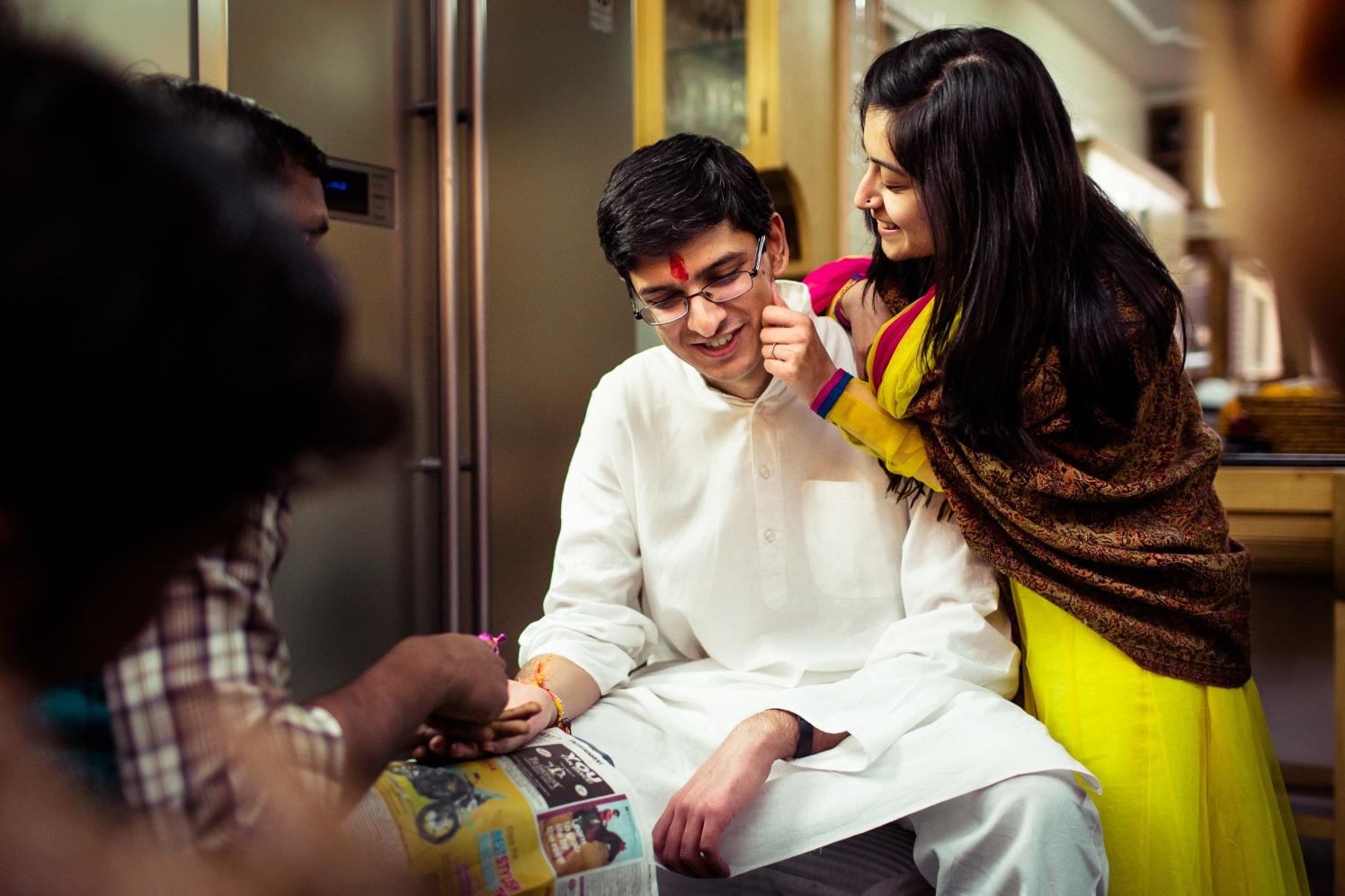 Let me put some haldi! by Manas Saran Photography Wedding-photography | Weddings Photos & Ideas