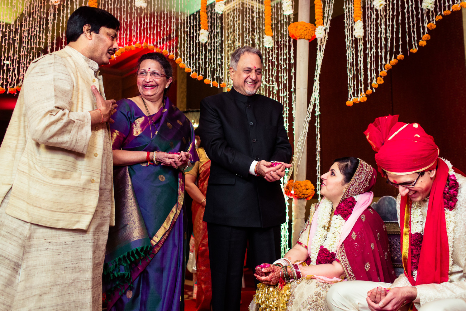 All in the happy glee! by Manas Saran Photography Wedding-photography | Weddings Photos & Ideas
