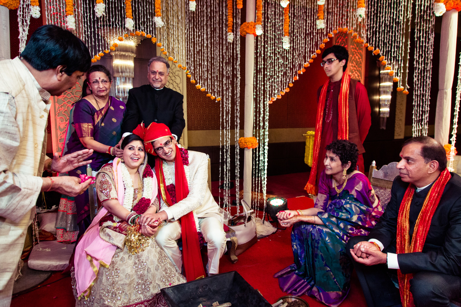 In the ceremonious vow! by Manas Saran Photography Wedding-photography | Weddings Photos & Ideas