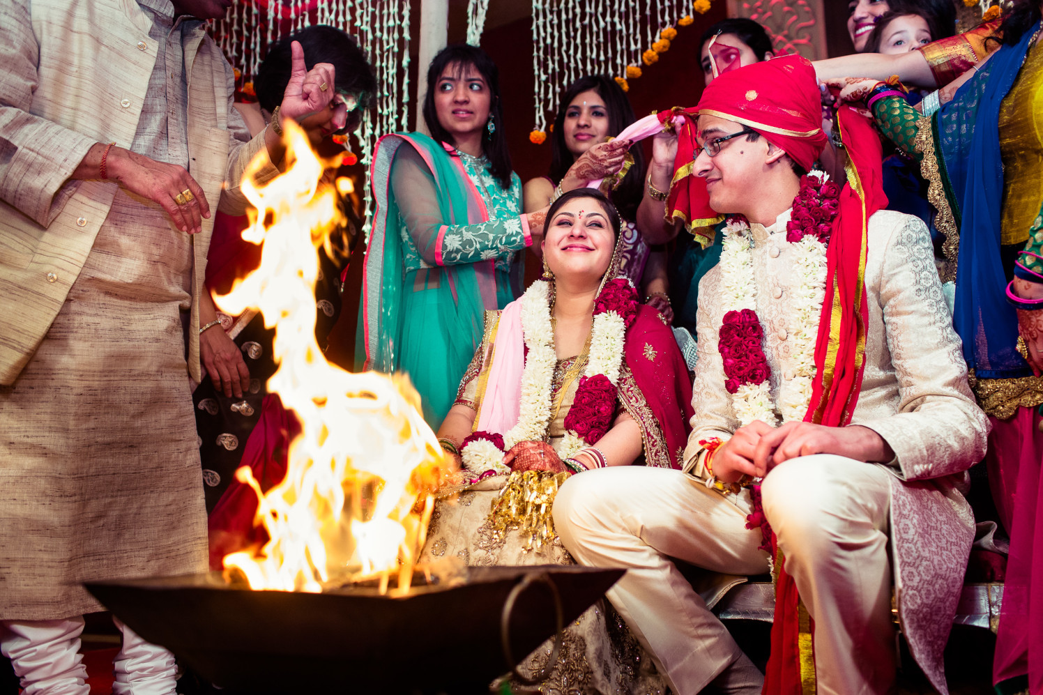 Brimming with joy! by Manas Saran Photography Wedding-photography | Weddings Photos & Ideas