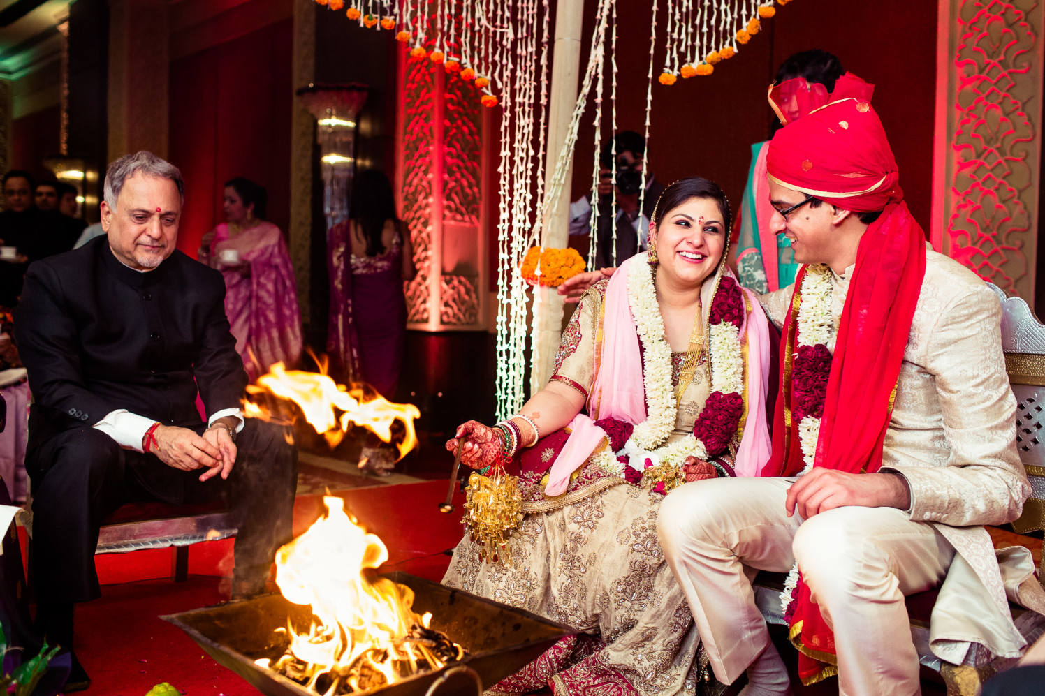 Happiness lies within us! by Manas Saran Photography Wedding-photography | Weddings Photos & Ideas