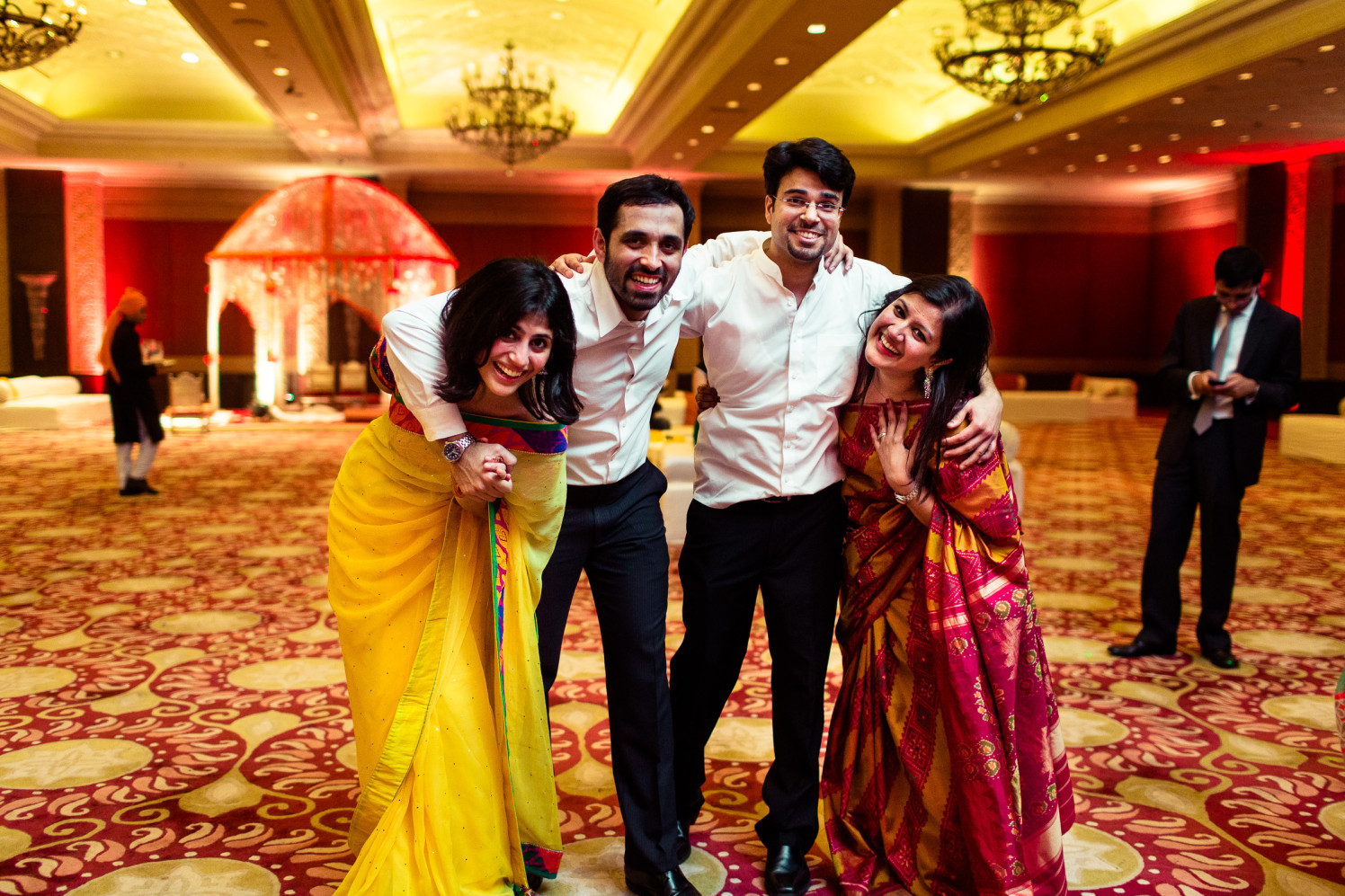 Hey lets pose! by Manas Saran Photography Wedding-photography | Weddings Photos & Ideas