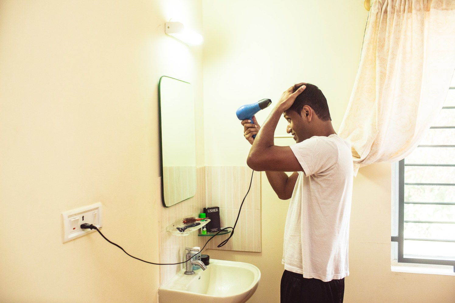 Grooming himself! by Manas Saran Photography Wedding-photography | Weddings Photos & Ideas