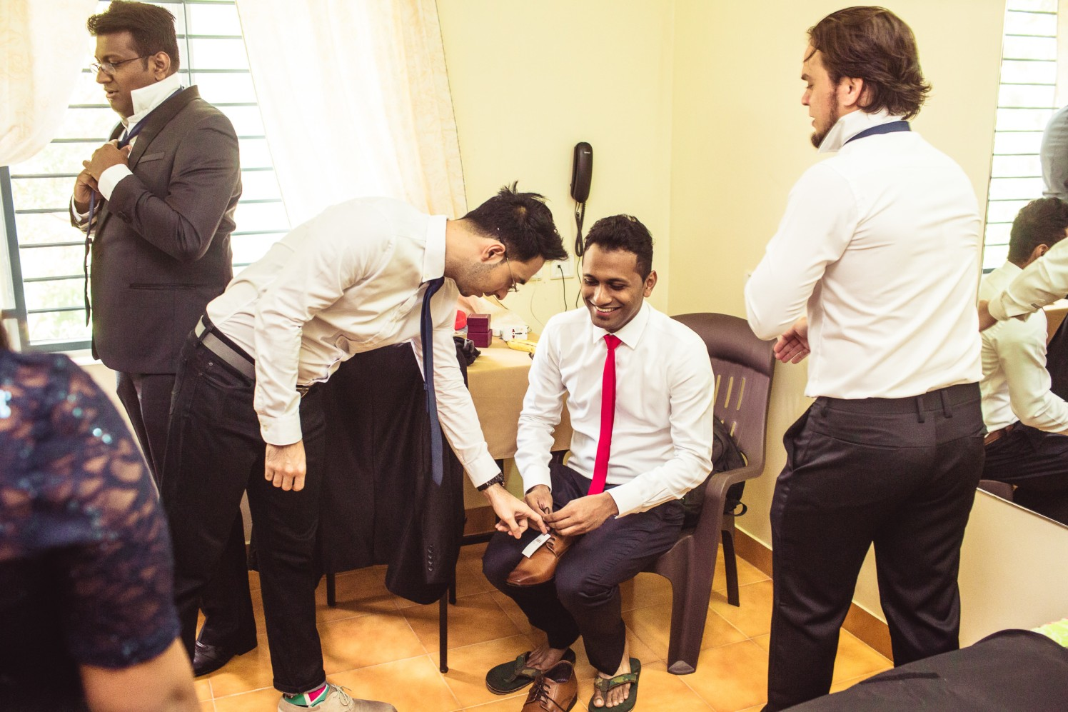 Groomsmen! by Manas Saran Photography Wedding-photography | Weddings Photos & Ideas