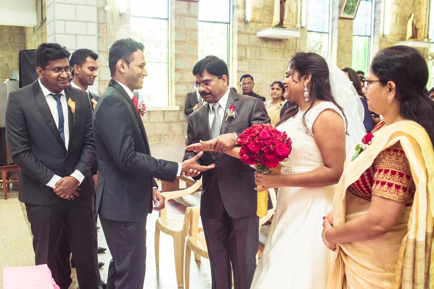 Finally you have my hand! by Manas Saran Photography Wedding-photography | Weddings Photos & Ideas