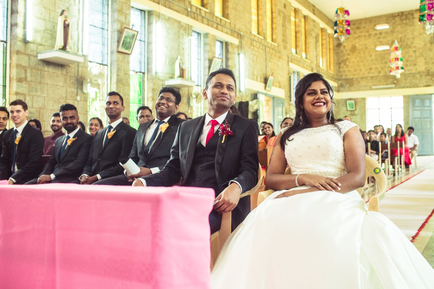 Dazzling smiles! by Manas Saran Photography Wedding-photography | Weddings Photos & Ideas
