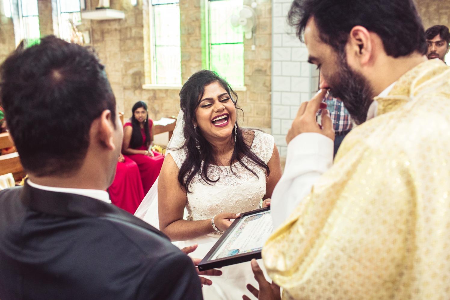 Cheerful bride! by Manas Saran Photography Wedding-photography | Weddings Photos & Ideas