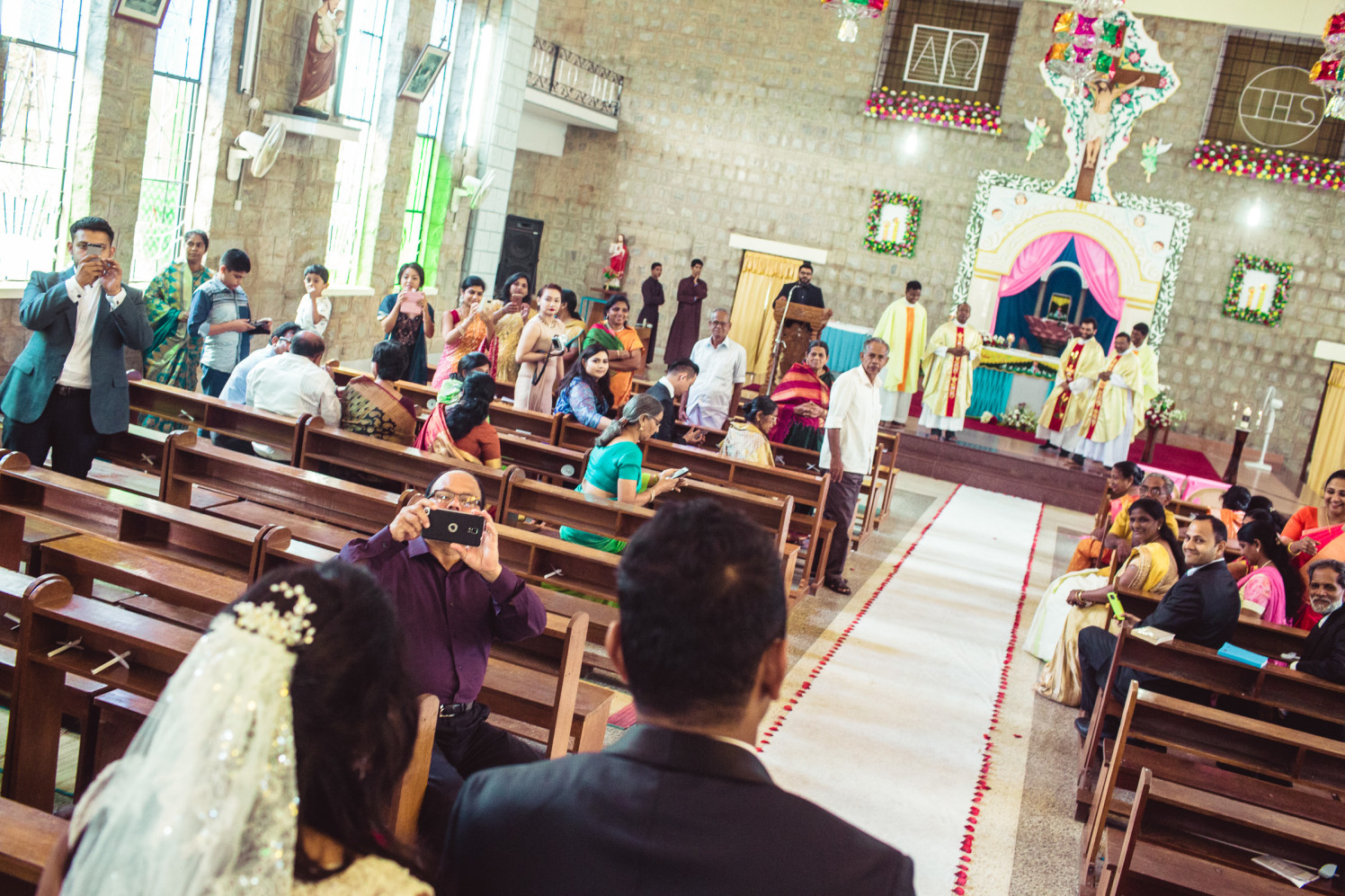 Lets welcome the duo! by Manas Saran Photography Wedding-photography   Weddings Photos & Ideas