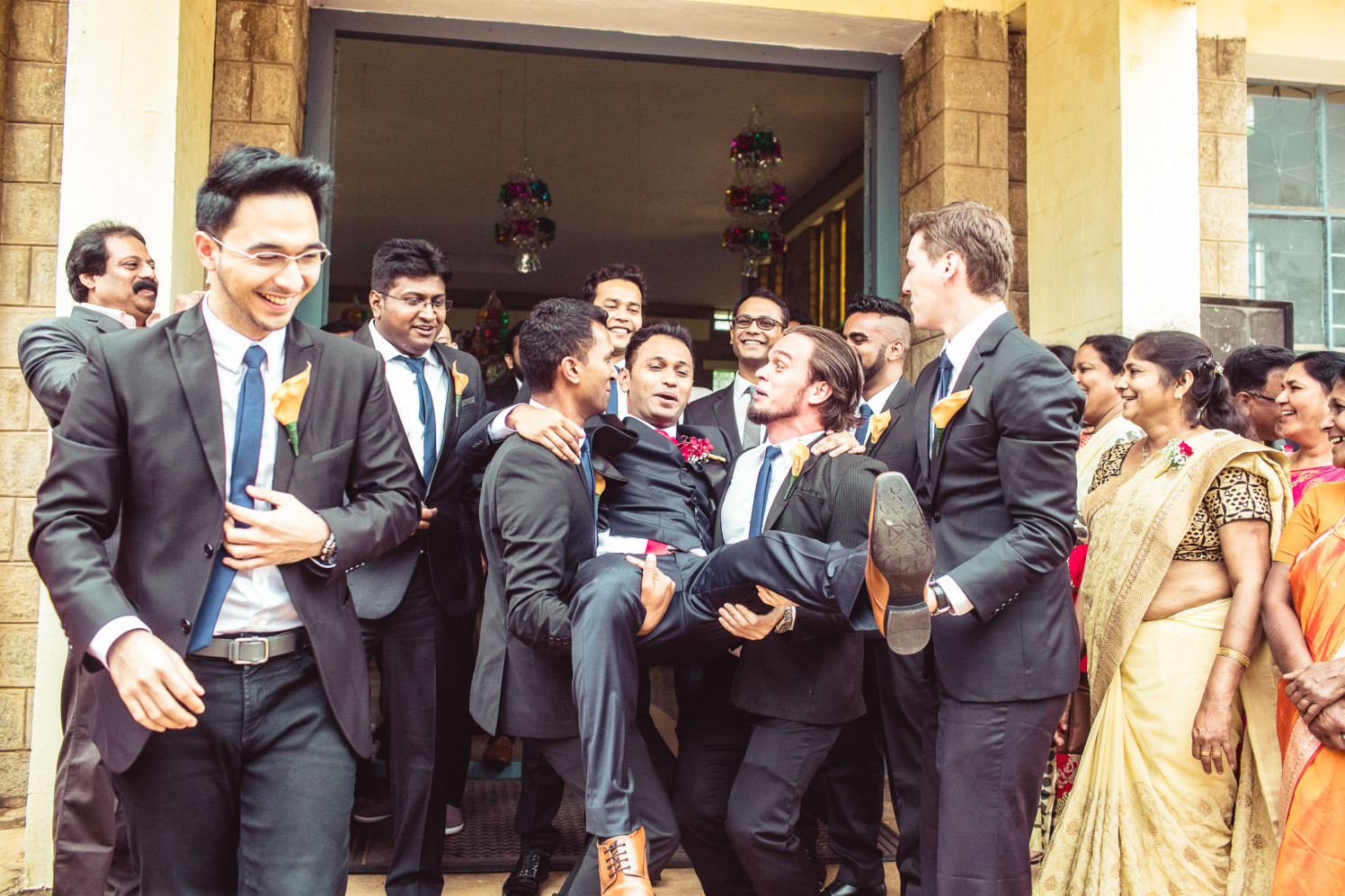 Here comes the groom! by Manas Saran Photography Wedding-photography | Weddings Photos & Ideas