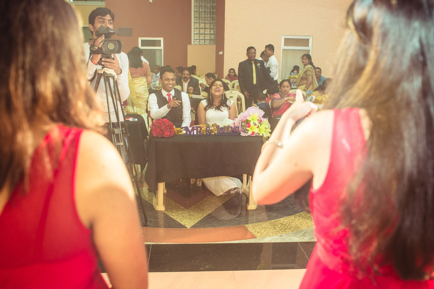 Overjoyed couplet! by Manas Saran Photography Wedding-photography | Weddings Photos & Ideas