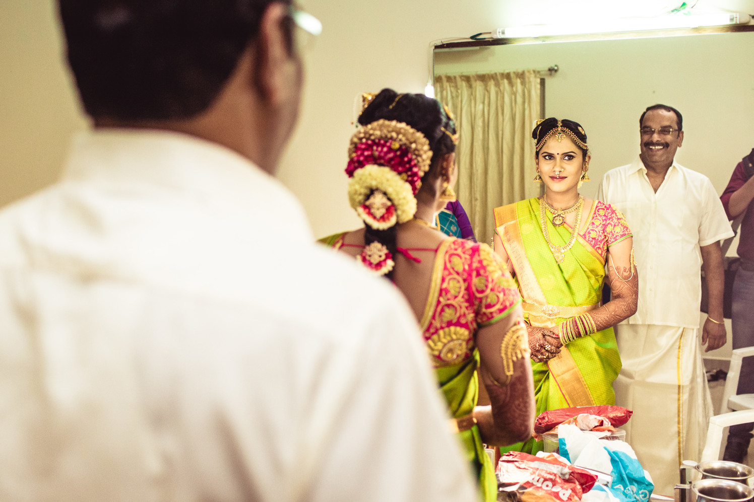 Bride with her father! by Manas Saran Photography Wedding-photography | Weddings Photos & Ideas