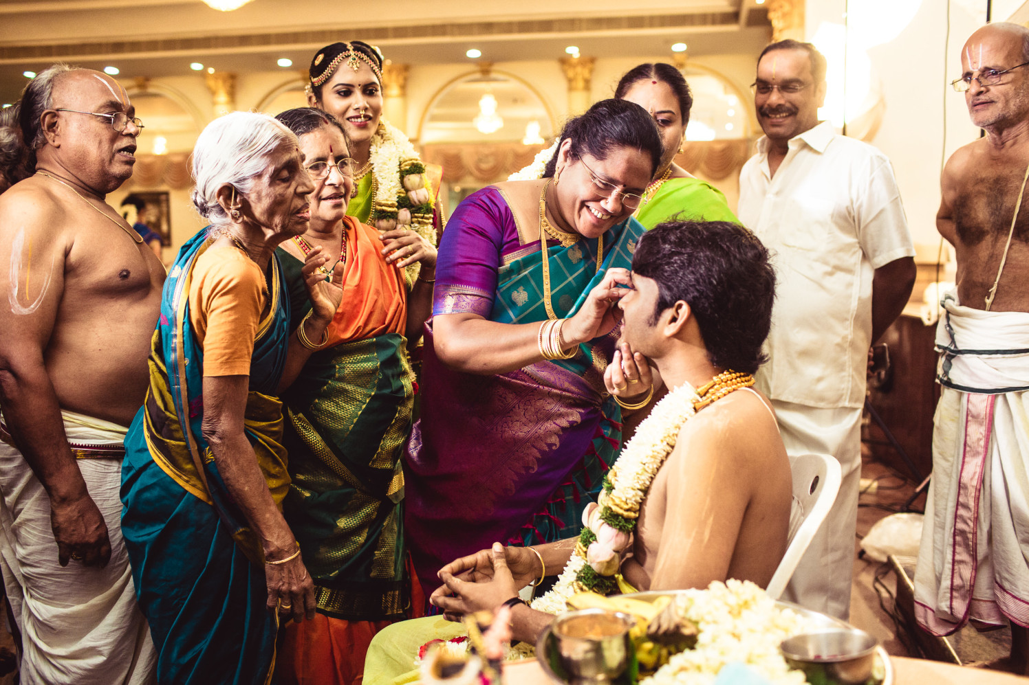 The groom gets groomed up! by Manas Saran Photography Wedding-photography | Weddings Photos & Ideas